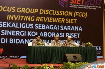 FGD Inviting Reviewer SIET 2017